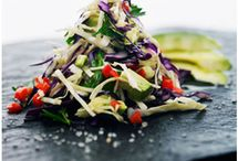 recipes ~ Salad & Sprouts