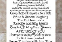 Wedding Reception Ideads
