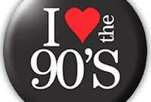 Everything 90's / 1990's memories / by Em- ily