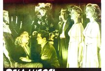 Bela Lugosi 1940s & 50s Posters