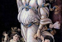 Botticelli Sandro / taliansky renesančný maliar, Sandro Botticelli, vl. menom Alessandro di Mariano di Vanni Filipepi , -   * 1445, Florencia, Taliansko – † 17. máj 1510, Florencia