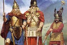 soldados nórdicos