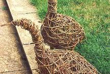 pletené zvieratka
