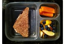 Kids Lunchbox Ideas (aka How Pinterest makes me feel inadequate as a mom because I've never kabobed anything in a lunchbox) / Quick ideas for when you mom brain melts