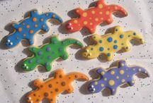 deko Cookies / Kekse