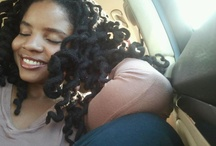 Hair / Hair styles for myself and the girls. Curls, fros and locs. / by Cosmo Martinelli