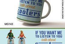 Ceramic Mugs / Ceramic mugs from The Original Metal Sign Company #ceramic #mugs #gifts