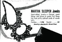 Jewelry - Martha Sleeper