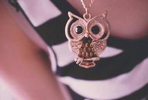 owls / by Sara Anderson