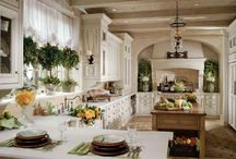 "House-""Kitchens-Indoor"" / by Janet Fleming"