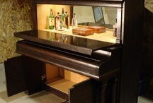 piano  conversion  to bar