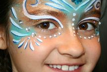 Face Paint / by Ally Katte