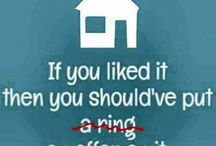 Funny Truths about Real Estate