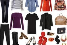 Let's Be Stylish: Capsule Wardrobe / Planning on trying something new in the new year - pairing down my closet and building a 'capsule' wardrobe. 10 or so pieces that combine in to lots of different, easy to put together outfits.