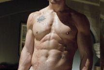 My shirtless men
