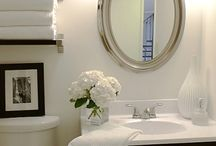 Bathroom Ideas / by Ashley Trowbridge