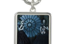 Jewelry by Sandy Richter / This board contains pins of my original jewelry designs. You can find my designs currently at Imagekind, Zazzle, Red Bubble, Art of Where, Society 6, CowCow, ArtsAdd and Cocolore. You can view my full catalog of items at my website - https://www.sandyrichter.ca/shop I am available for commission to make custom designs for your online store or for you personally. Let's talk about your ideas!