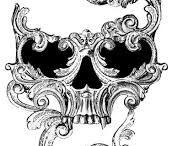 skull tatts