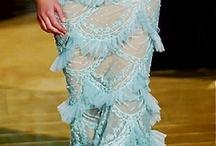 mermaid couture