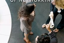 Networking / Learn the in and outs of networking and how it can impact your career.  Connecting and networking can be a big part of your success if you let it.