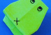 Frogs and other Amphibians / Frog science, frog math, frog literacy, frog crafts, frog activities,