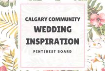 Calgary Wedding Inspiration Community Board / Inspiration from Calgary wedding vendors and professionals - real weddings, engagements, styled shoots, advice, inspiration and more. You are allowed to add 5 pins a day in exchange for repinning 5 pins from this Board, with a maximum of 5 pins per day.  This Board is open to any wedding professionals in Southern Alberta - to request an invitation, email submissions@calgarybride.ca