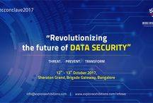 "Infosec Intelligence Conclave 2017 / ""Infosec Intelligence Conclave 2017"" on 12th & 13th October in Bangalore, India, will include a two-day conference which connects C-Suite & senior executives responsible of safeguarding their companies' essential infrastructures with innovative solution providers new standard when it comes to security.  www.exploreexhibitions.com/infosec"