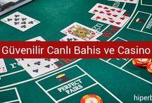 Güvenilir Canlı Bahis ve Casino Siteleri 2016 / http://hiperbetgiris.org/turkce-guvenilir-canli-bahis-ve-casino-siteleri/ Bahis siteleri ,  bayi derdi olmadan evinizde bilgisayar ekranından kupon yapabilmenize imkan sağlıyor. Gelişen teknolojiyle birlikte cep telefonları üzerinden de bahis sitelerine bağlanıp kupon yapılabilmektedir . Bu kadar avantajları nedeniyle giderek güvenilir bahis sitelerine talep artmaktadır .
