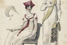 Regency Fashion Plates & Portraits / by Stephani Miller
