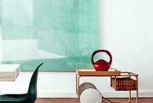 Contemporary art interior design