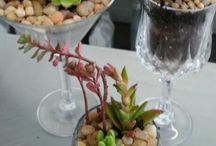 HHF Created Centerpieces