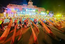 MANY INTERESTING EVENTS IN RESPONSE TO SEA FESTIVAL 2015 / #NhaTrang Sea Festival 2015 includes dragon, Unicorn dance show and other activities in response to the festival will also be very attractive.