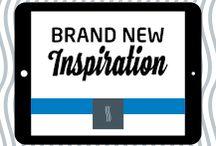 Brand New Inspiration / Co se nám líbí, dáváme dál.