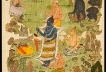 INDIAN / MYTHOLOGY / HINDU / ART / by orwhaT