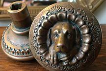Antique Hardware & Doorknobs