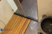 Sizin Tarzınız / Kişiye ve ölçüye özgü duş tasarımları ÇAmlıca Cam Duşakabin Sistemleri'nde