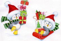 Christmas transfer