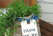 Thank you - Volunteer Appreciation gifts