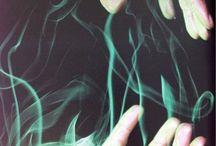energia curando com as mãos