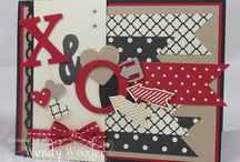 Monday Montage / A collection of projects from the 2013 Stampin' Up Design Team Finalist Runner-Ups ... :) / by Wendy Weixler