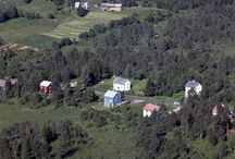 Aspelibekken / Hagen på Osmarka - klipp fra en hagegal families utvikling av en oppgitt tomt til hage å være stolt av.