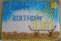 elem christmas party-Happy Birthday Jesus