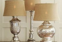 Painted Lamps