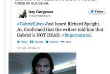 supernatural weirdnesss...