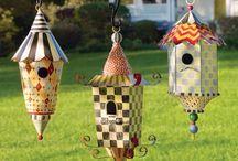 Bird Houses  / by Julie Curtis