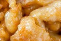 chinese crispy honey chicken