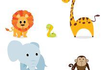 Animalitos / Dibujos de animalitos