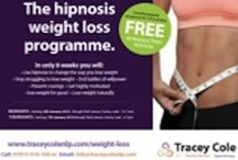 Losing weight is easy - let hypnosis help you out