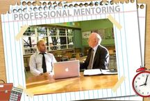 Professional Mentoring / A series of videos exploring classroom practice and management issues as teachers work with professional mentors to improve aspects of their teaching.