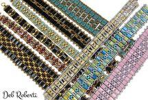 Tila Bead patterns / Tila bead patterns